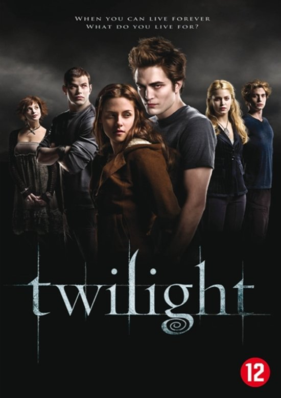DVD cover van Twilight (2009)
