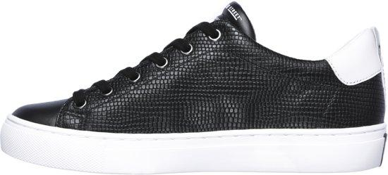 Street tegu DamesBlack Skechers Side Maat 37 Sneakers nwO0kX8P