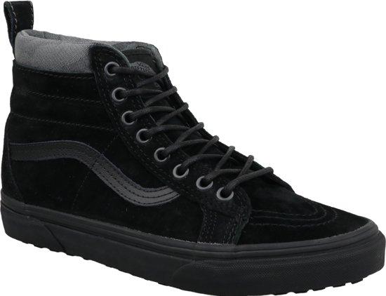 Vans SK8 Hi Mte V00XH4JUB, Vrouwen, Zwart, Sneakers maat: 36 EU