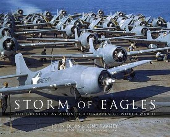 Boek cover Storm of Eagles van John Dibbs (Hardcover)