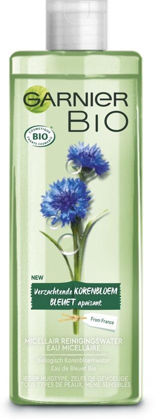 Garnier Bio Micellair - 400 ml - Alle huidtypes - Verzachtende Korenbloem