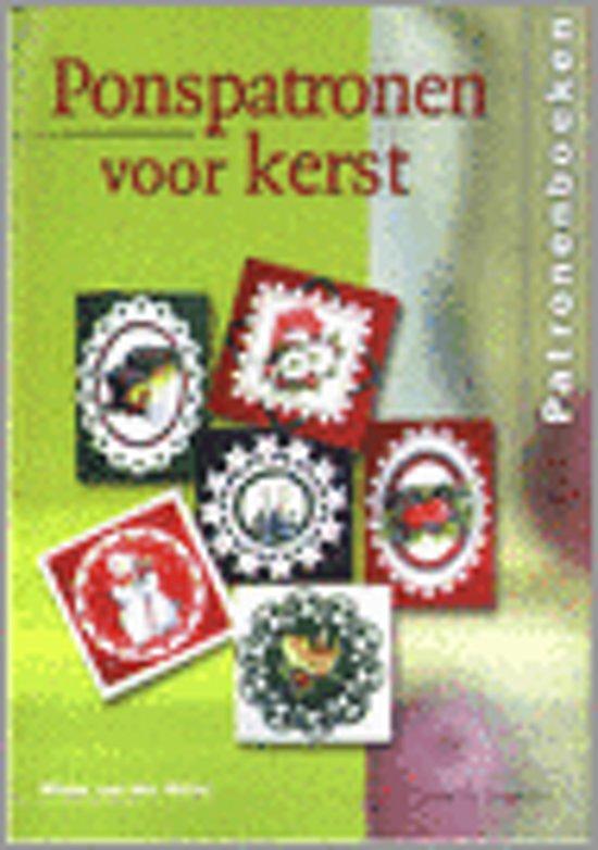 Ponspatronen Voor Kerst - Mieke Van Den Akker pdf epub