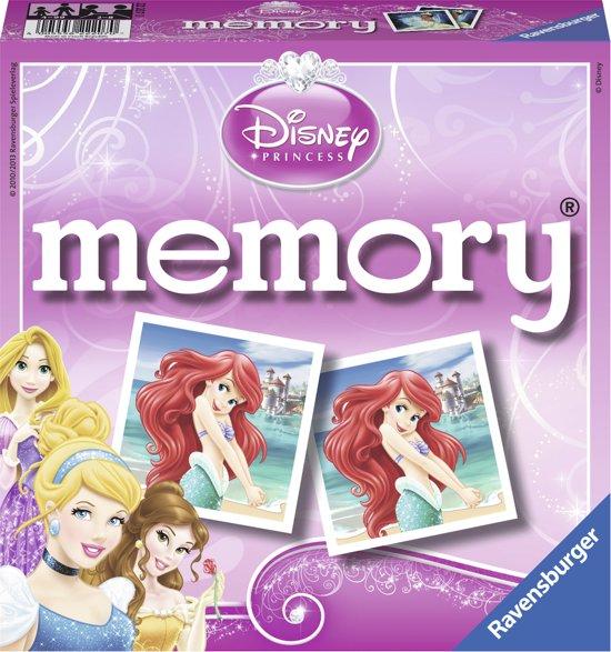 Afbeelding van het spel Ravensburger Disney Princess memory®