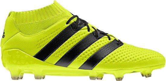Adidas Voetbalschoenen Ace 16.1 Primeknit Fg Heren Groen Mt 40