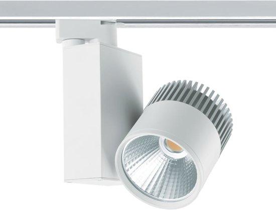LED Downlight Vierkant ECO | Witte kleur | 18 Watt | 4000K | Niet dimbaar | 2 Jaar Garantie