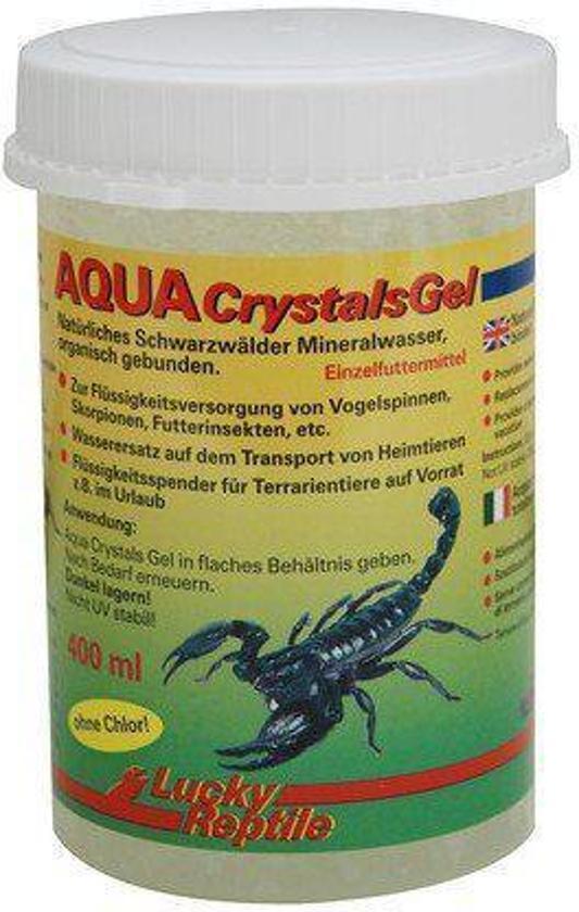 Lucky Reptile Aqua Crystals - Gel - 400ml