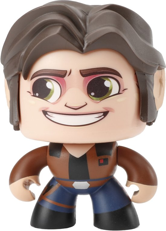 Star Wars Mighty Muggs Han Solo - Speelfiguur
