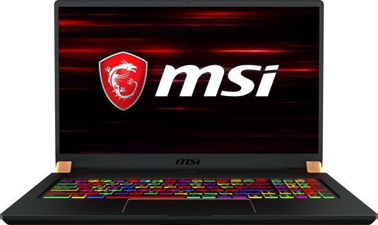 MSI GS75 9SG-259NL - Core i7-8750H, 32 GB RAM, 2 TB SSD, 17.3 inch