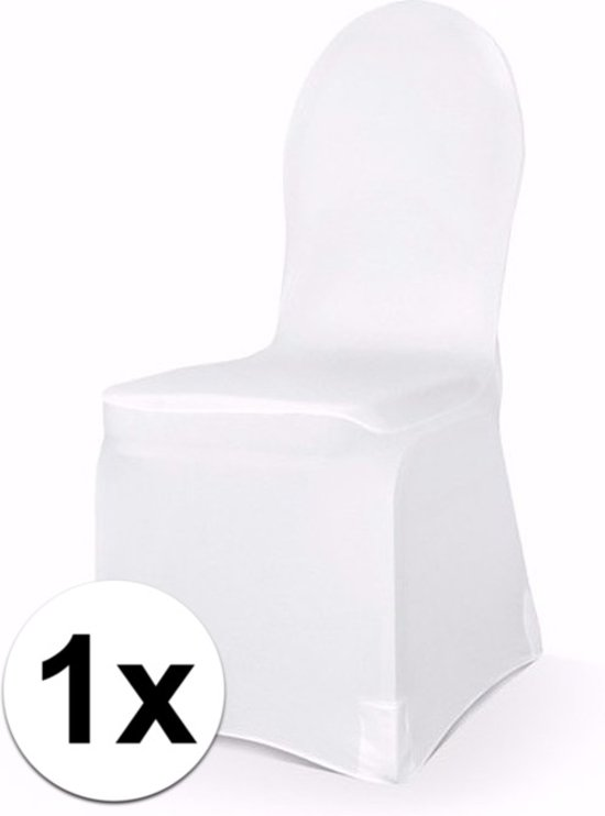 6 Witte Stoelhoezen.Bol Com Universele Witte Stoelhoes 1x Merkloos Speelgoed