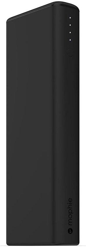 Mophie Power Boost XL Powerbank 10,400 mAh - Zwart
