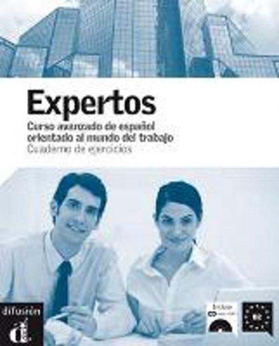 Expertos. B2. Cuadernos de ejercicios. Mit Audio-CD