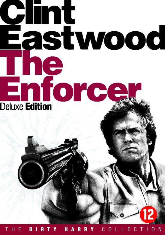 Cover van de film 'Enforcer'