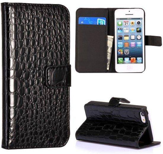 Iphone 5c zwart hoesje
