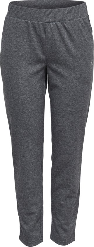 Only Play Maya Sportbroek Dames - Dark Grey Melange - Maat L