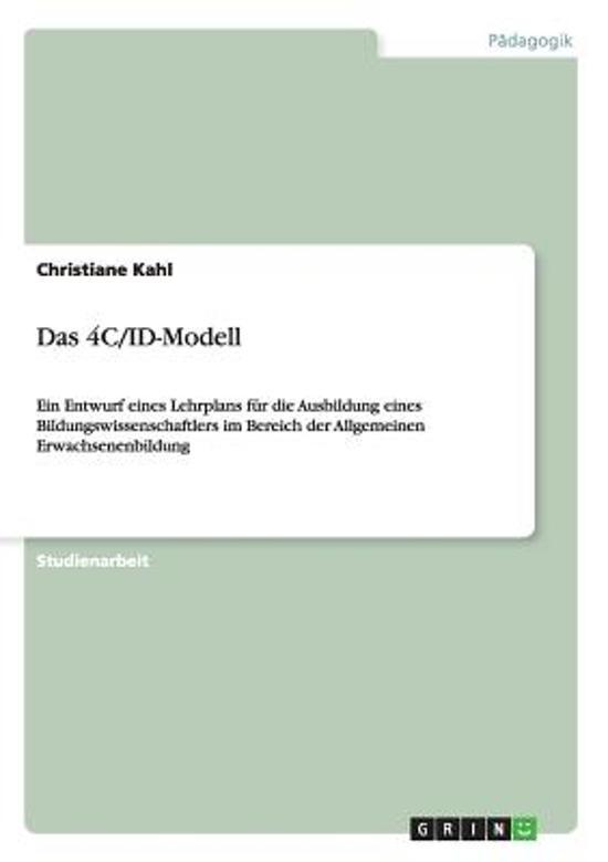 Das 4c/Id-Modell