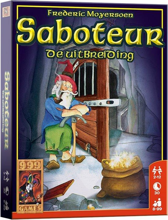Afbeelding van het spel Saboteur - De Uitbreiding
