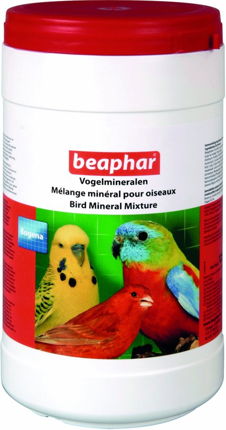 Bogena Vogelmineralen - Vogelvoer - 1.25 kg