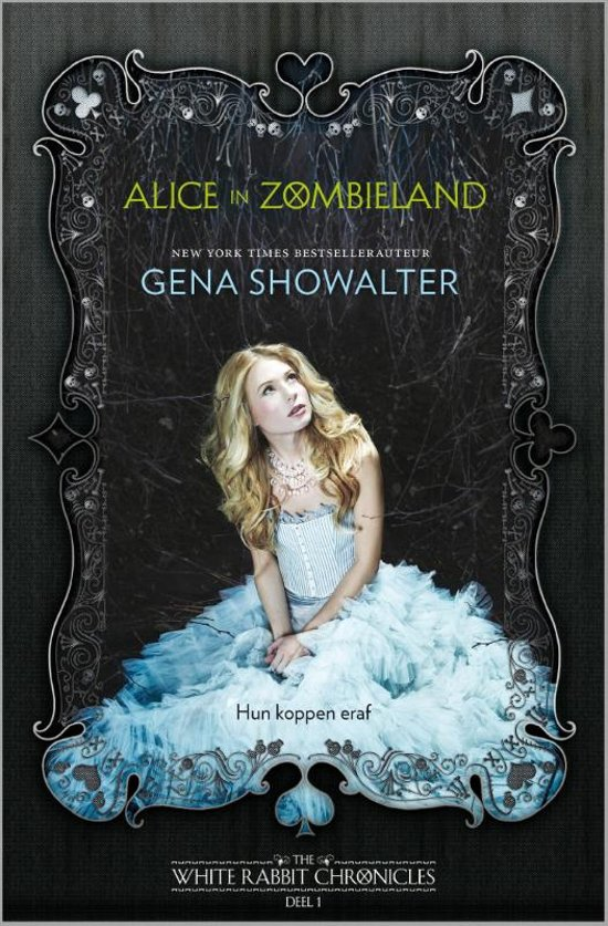 Alice in Zombieland #1 – Gena Showalter
