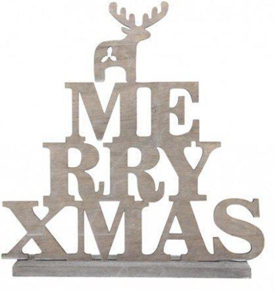Long island Living Kerst decoratie met tekst Valentinaa