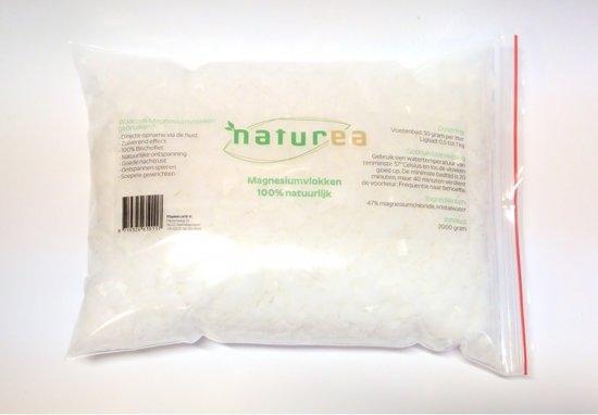 Naturea - Navulverpakking magnesium vlokken - 750 gram