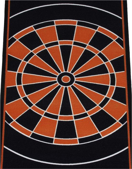 Dragon - Sorpresa PRO - Complete PRO - zwart-antra - Winmau Blade 5 - dartmat antraciet - dartbord verlichting
