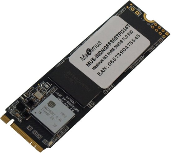 Maximus - NVME - 128 GB - MLC