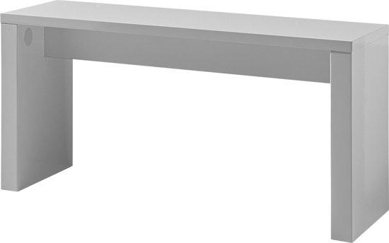 2 Witte Bankjes.Bol Com 24designs Zitbank Chicago L90 X B35 X H46 Cm Wit Hoogglans