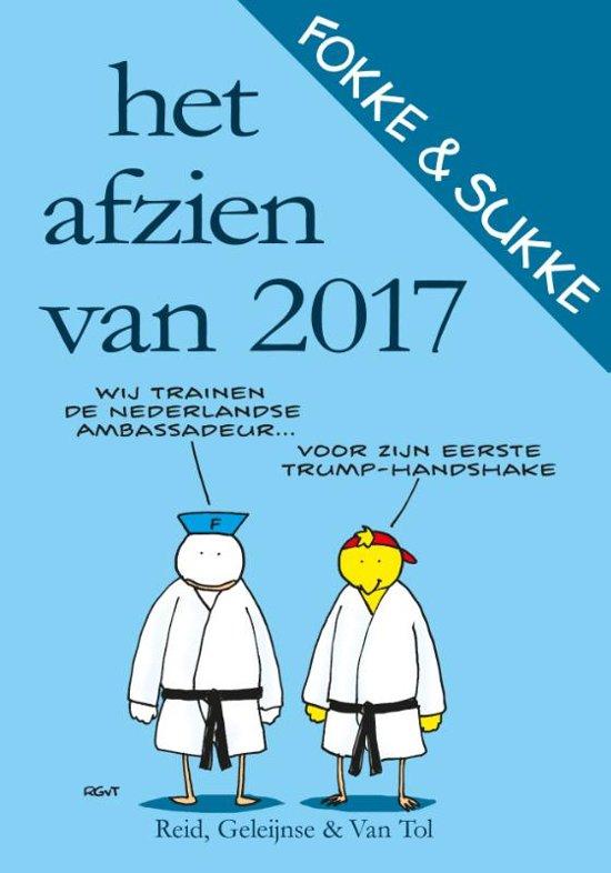 Fokke & Sukke - Het afzien van 2017