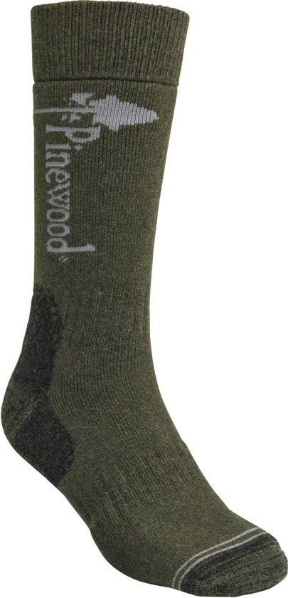 Pinewood Outdoor Sokken Pinewood Melange Lamswol 9501-148 37/39