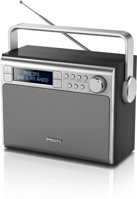 Philips AE5020 Draagbare DAB+ Radio