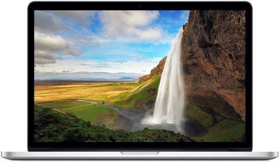 Apple MacBook Pro Retina 15'' MJLQ2 (2015) - Qwerty (UK)