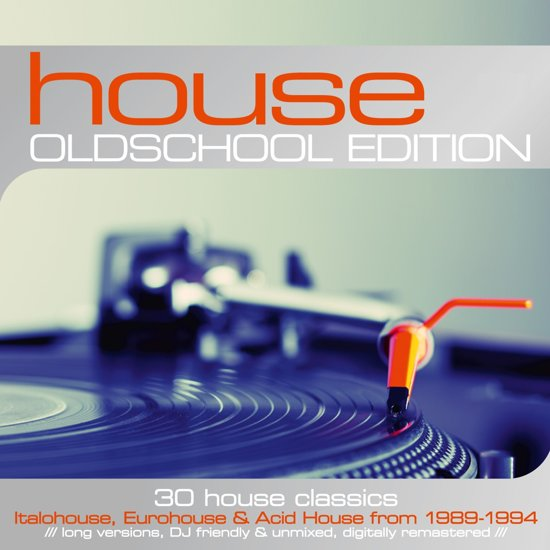 House Classics (1989 - 1994)