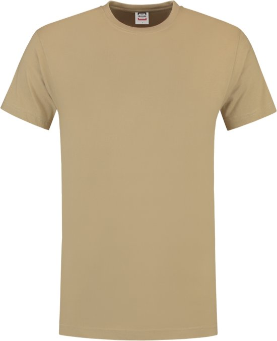 Tricorp T-shirt - Casual - 101001 - Khaki - maat 5XL