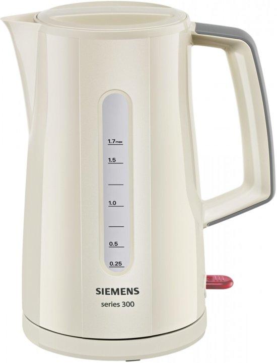 Siemens TW3A0107 Series 300 - Waterkoker - Crème wit
