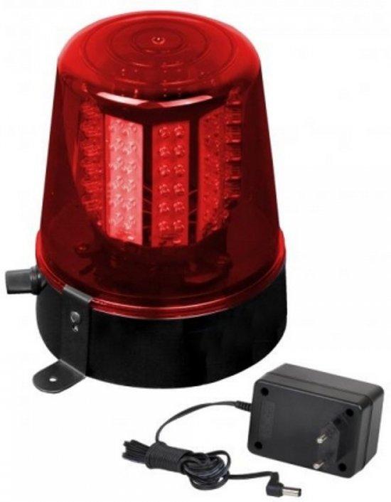 Ibiza JDL010R-LED Led Zwaailicht Xl Rood