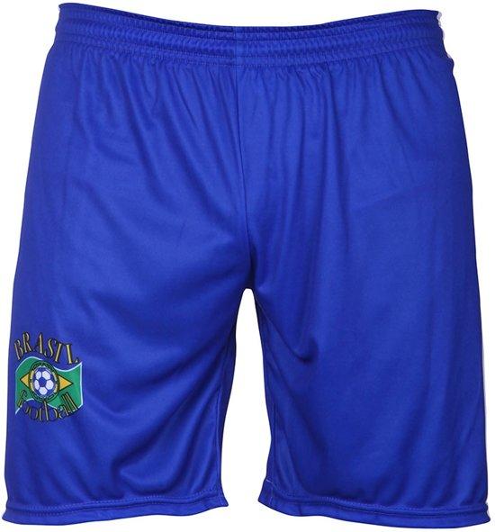 Brazilie Voetbalbroekje Thuis -152
