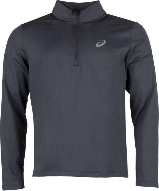 Asics Sportshirt Maat M Mannen grijs