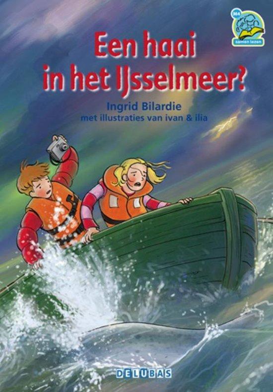 Boek cover Samenleesboeken - Een haai in het ijsselmeer? van Ingrid Bilardie (Hardcover)
