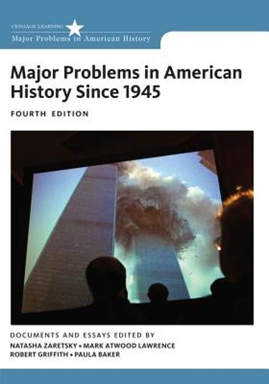 an analysis of the major problems in american womens history