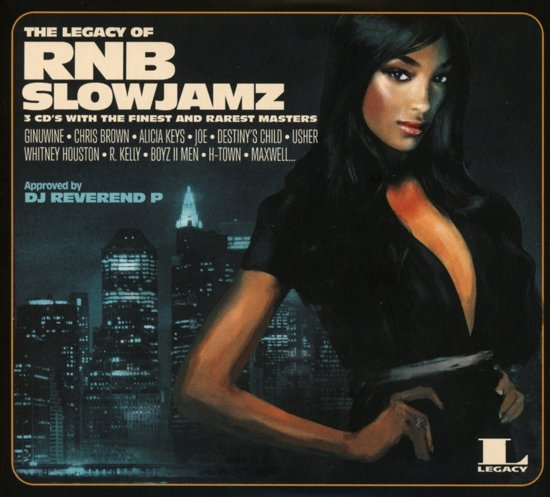 The Legacy Of RNB Slowjamz