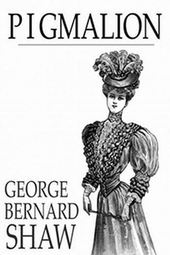 Bernard pygmalion ebook george shaw