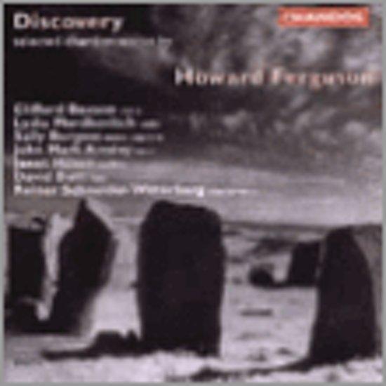 Discovery - Chamber works by Howard Ferguson / Benson et al