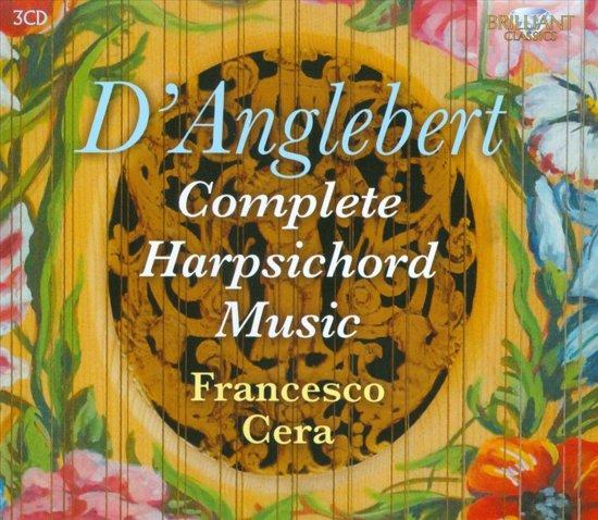 D'Anglebert: Complete Harpsichord M