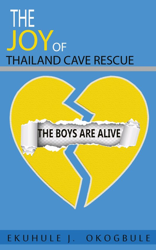 The Joy Of Thailand Cave Rescue