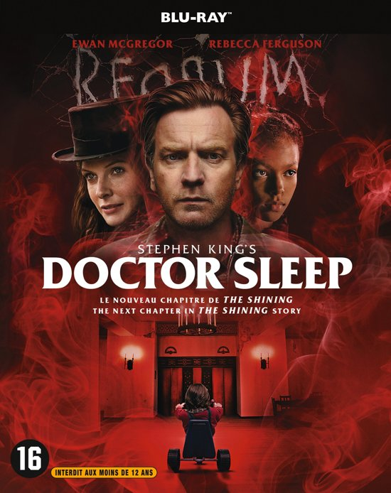 Doctor Sleep (Blu-ray) (Limited Edition) (Director's Cut)