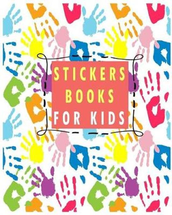 Stickers Books for Kids