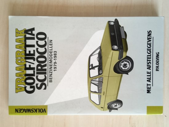 Volksw. golf/jetta/scirocco(benz.)79-83