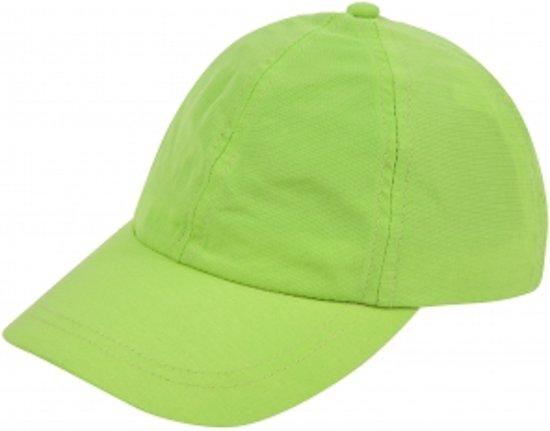 Regatta-Cruze Hat II - Sportpet - Kinderen -  Maat 104 - lime