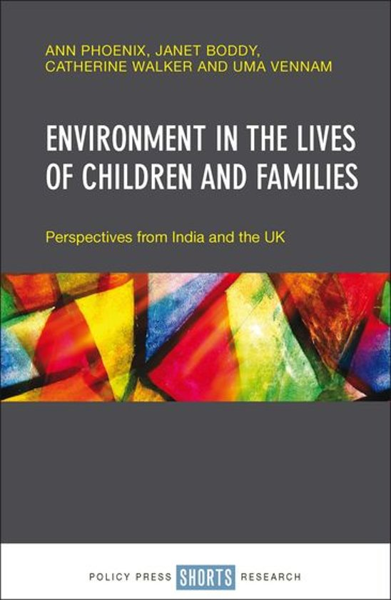 Environment in the lives of children and families