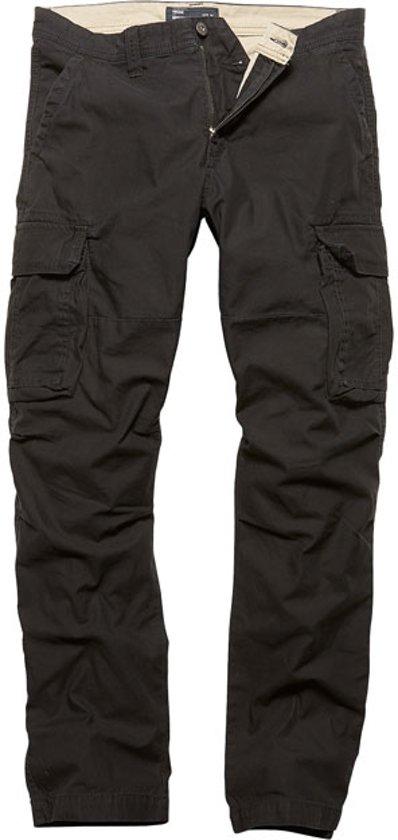 Industries Reef Vintage Pantalon Black Vintage 43RAjLq5